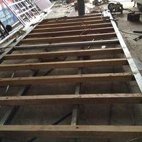 dầm gỗ thùng xe tải